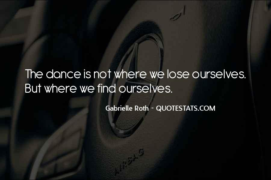 Lose Yourself To Dance Quotes #694142
