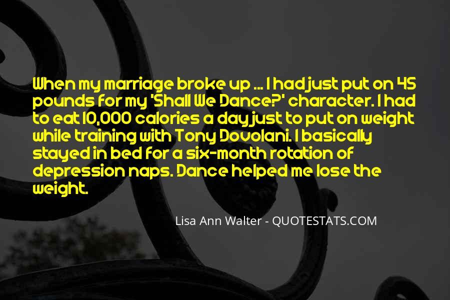 Lose Yourself To Dance Quotes #733341