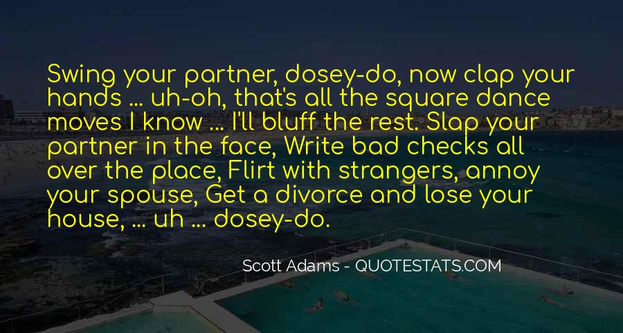 Lose Yourself To Dance Quotes #926547