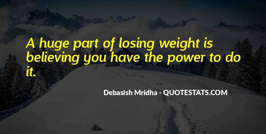 Losing A Part Of Yourself Quotes #1737568
