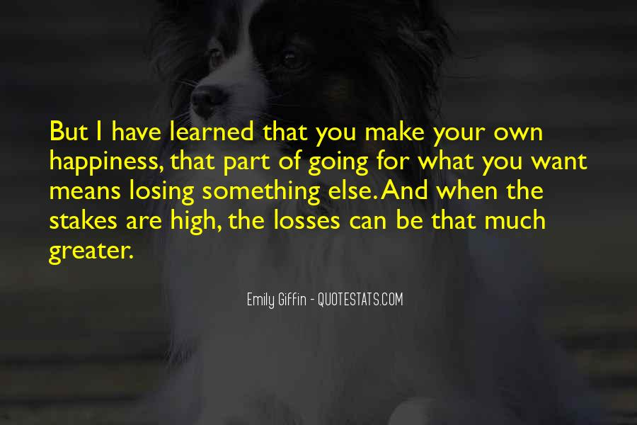 Losing A Part Of Yourself Quotes #323744