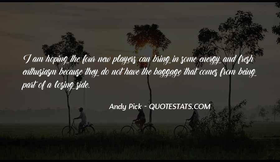Losing A Part Of Yourself Quotes #375361