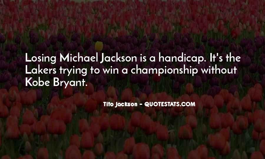 Losing Championship Quotes #1330239