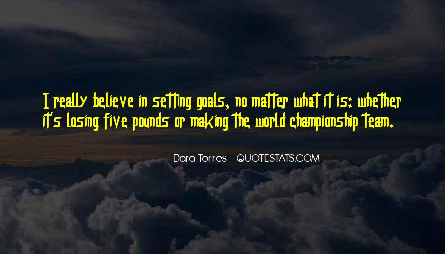 Losing Championship Quotes #763556