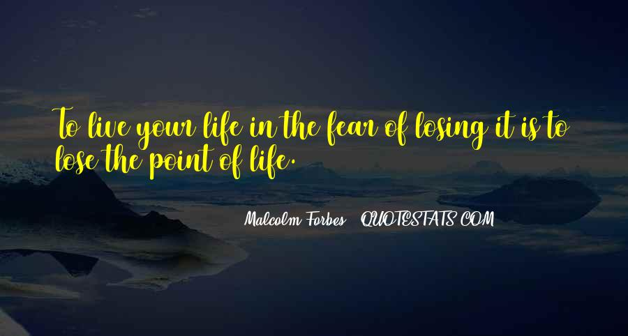 Losing Your Way In Life Quotes #54397