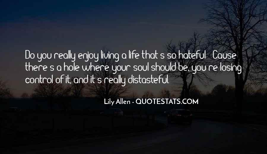 Losing Your Way In Life Quotes #66842