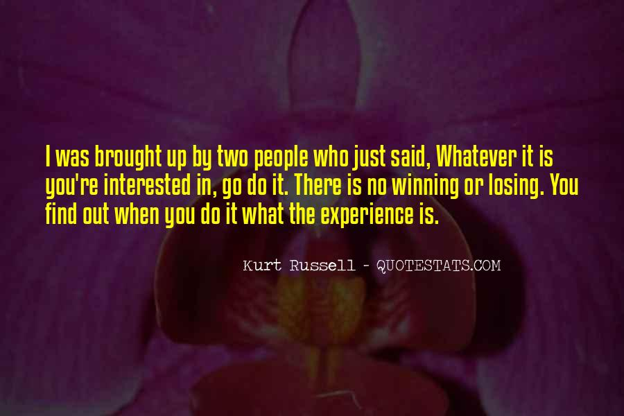 Losing Yourself To Find Yourself Quotes #296098