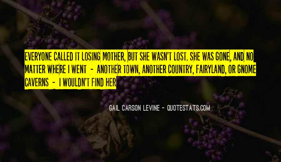 Losing Yourself To Find Yourself Quotes #416012