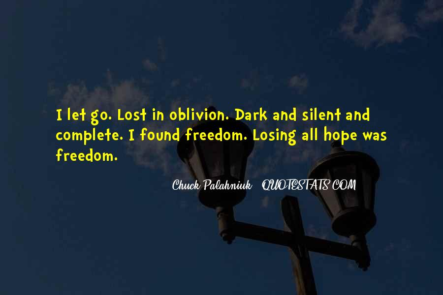 Top 90 Lost All Hope Quotes: Famous Quotes & Sayings About ...
