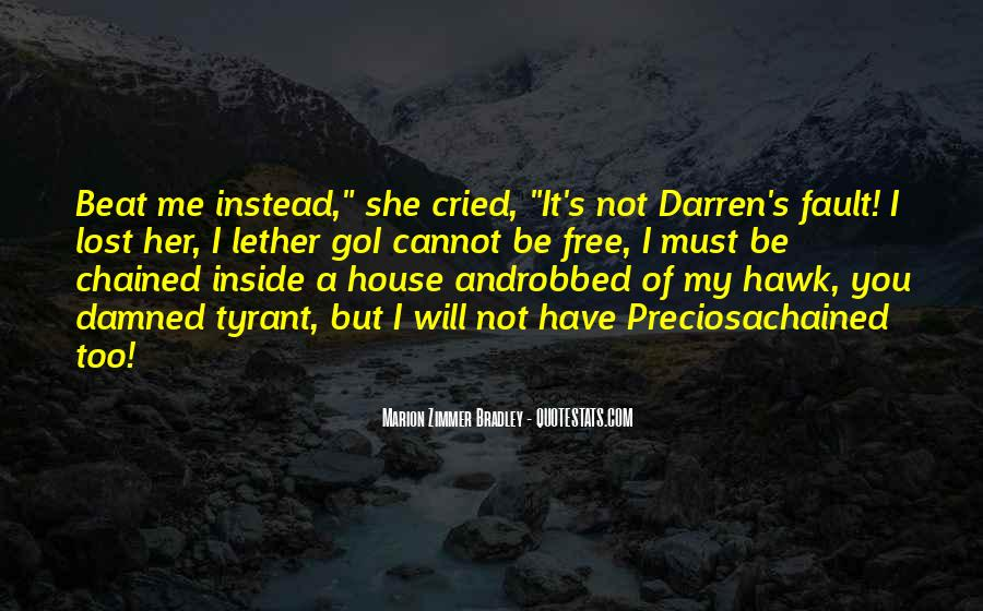 Lost And Damned Quotes #1270443