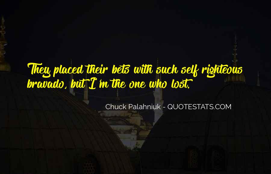Lost And Damned Quotes #485611