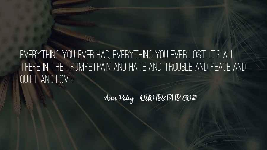Lost And Pain Quotes #101192