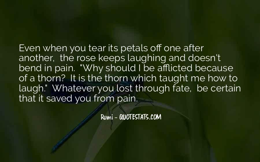 Lost And Pain Quotes #346452
