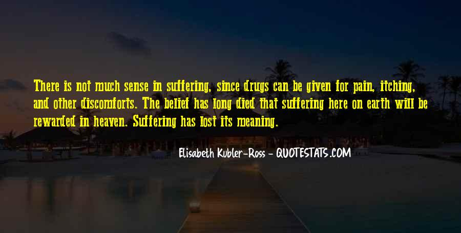 Lost And Pain Quotes #503473
