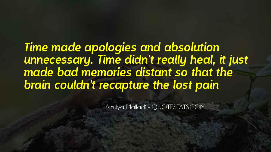 Lost And Pain Quotes #661229