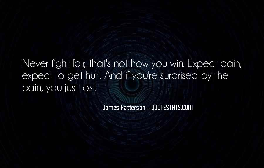 Lost And Pain Quotes #756104