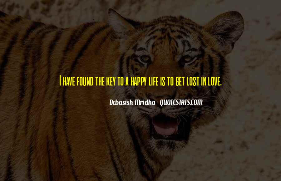 Lost But Found Love Quotes #1403465