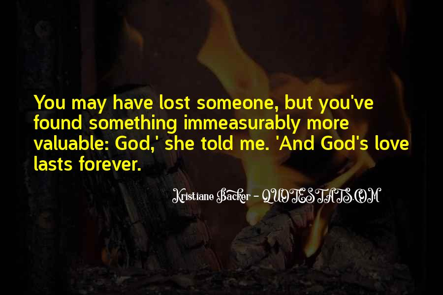 Lost But Found Love Quotes #1811803