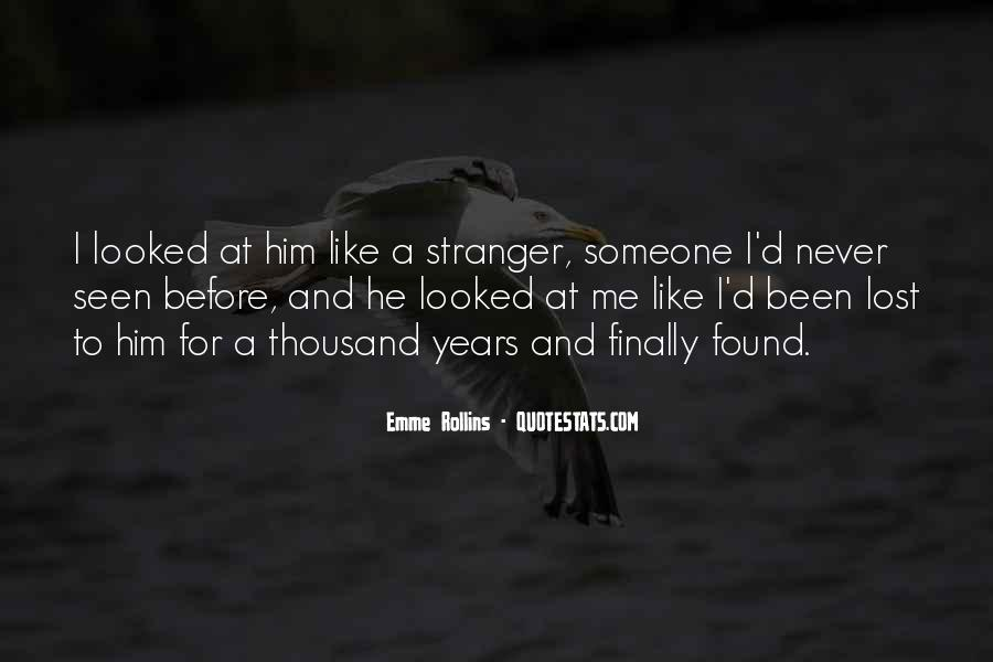 Lost But Found Love Quotes #749134