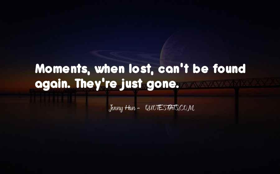 Lost But Found Love Quotes #836606