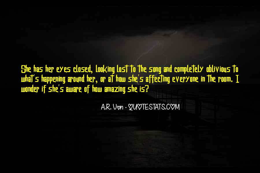 Lost Her Love Quotes #1046024
