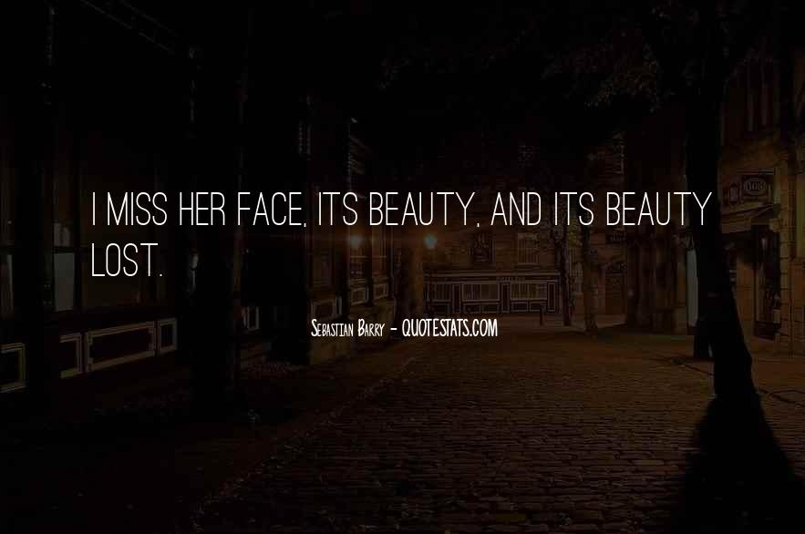 Lost Her Love Quotes #1063753
