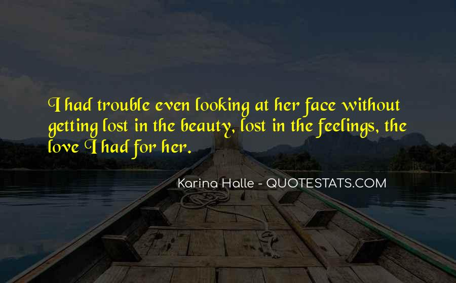 Lost Her Love Quotes #157256