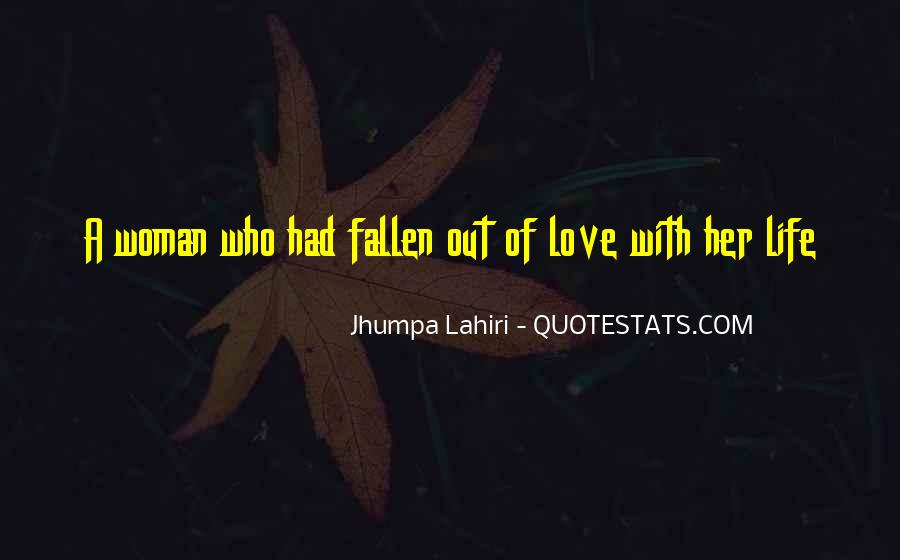 Lost Her Love Quotes #213722