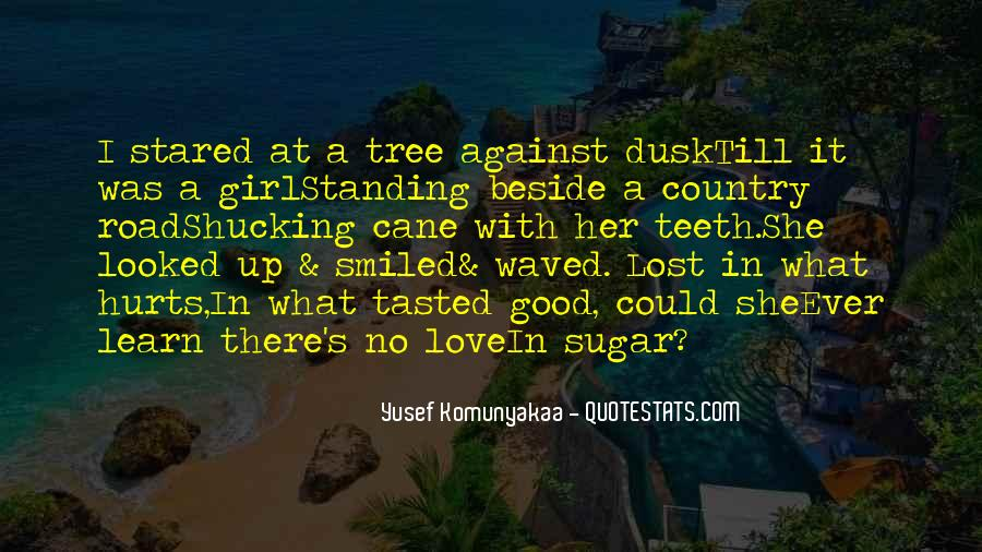Lost Her Love Quotes #287114
