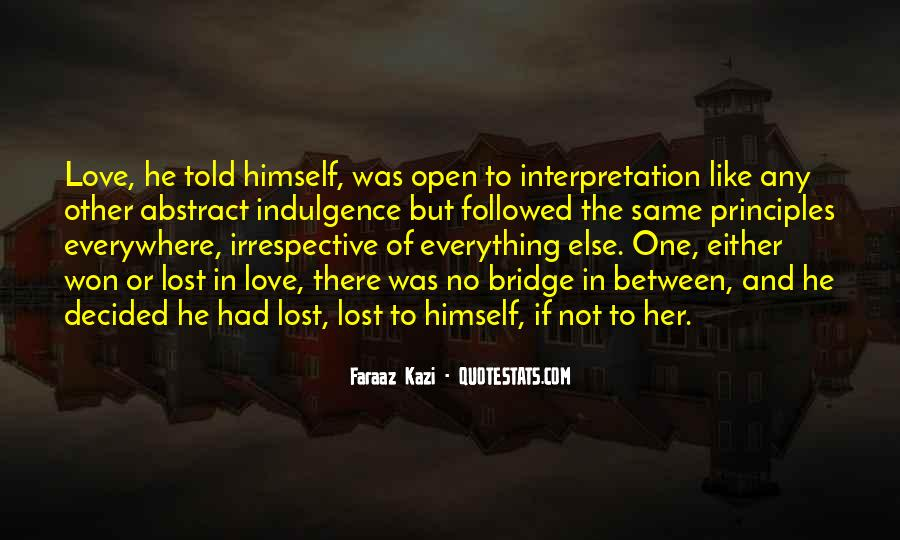 Top 100 Lost Her Love Quotes: Famous Quotes & Sayings About ...