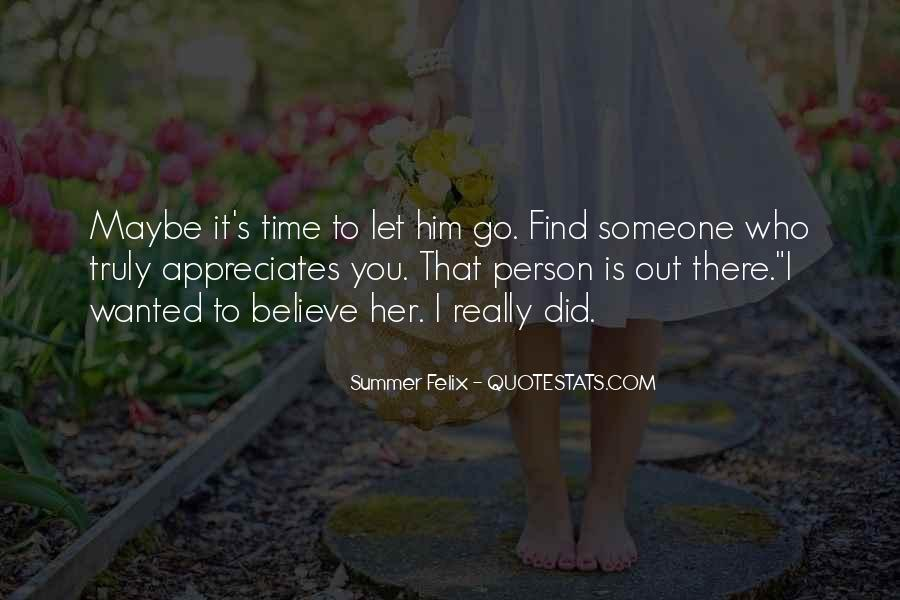 Lost Her Love Quotes #460505