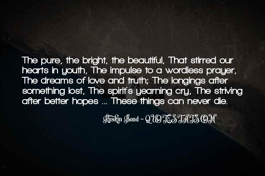 Lost Hopes And Dreams Quotes #1833290