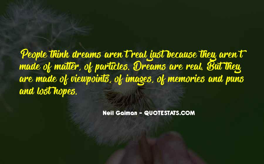 Lost Hopes And Dreams Quotes #838169
