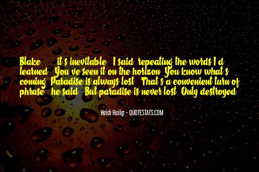 Lost Horizon Quotes #1462720
