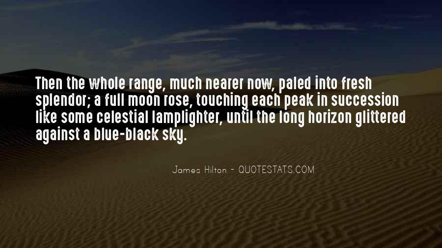 Lost Horizon Quotes #729145