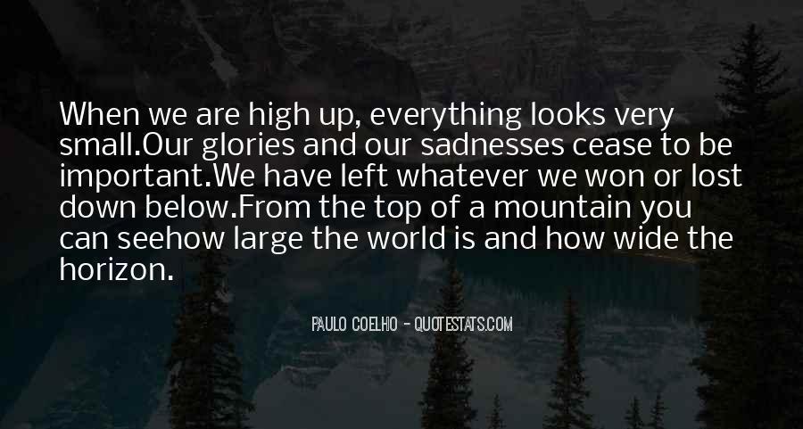 Lost Horizon Quotes #759773