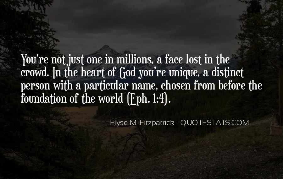 Lost In A World Quotes #128766