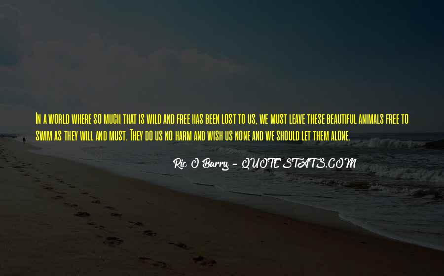 Lost In A World Quotes #163249