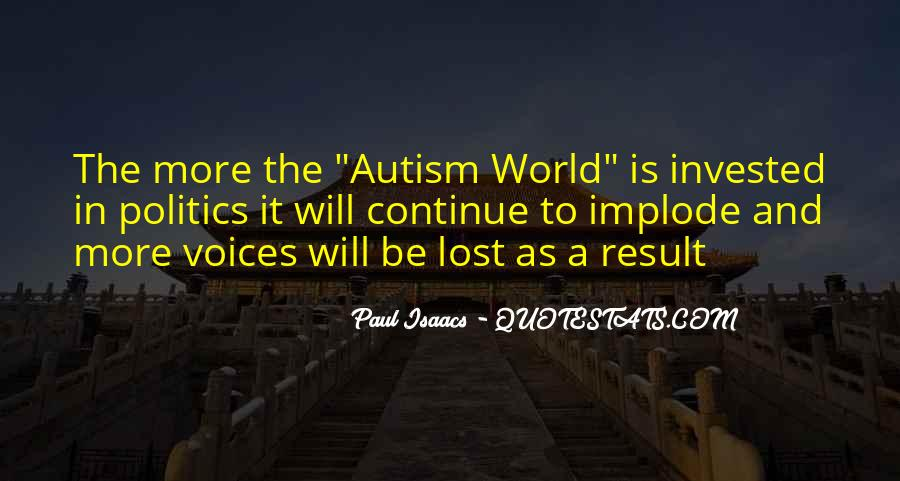 Lost In A World Quotes #222201