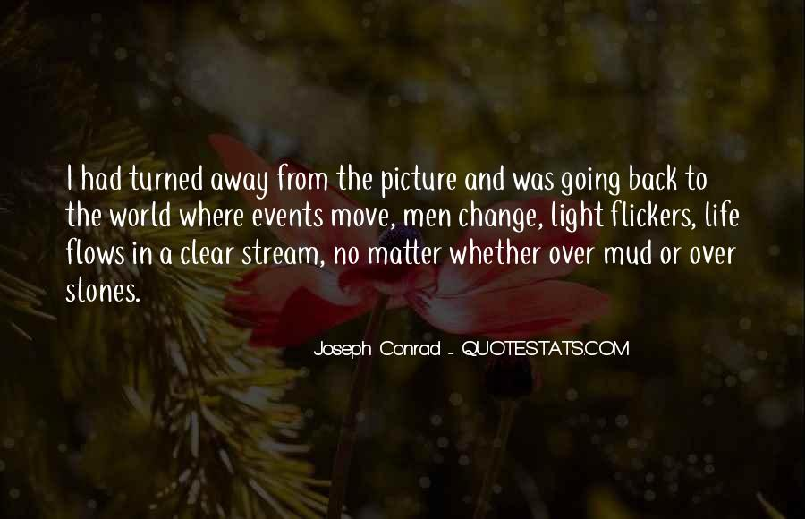 Lost In A World Quotes #239546