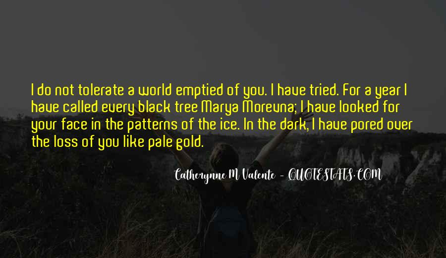 Lost In A World Quotes #347021