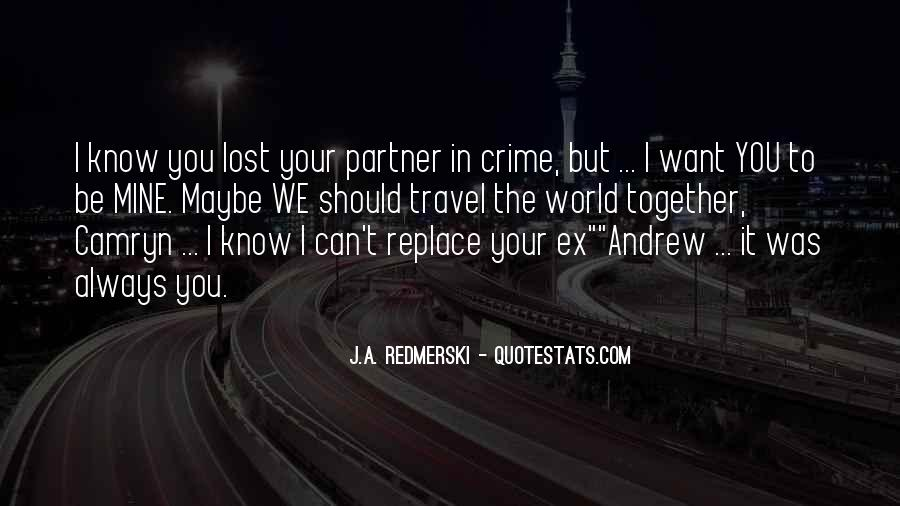 Lost In A World Quotes #46458