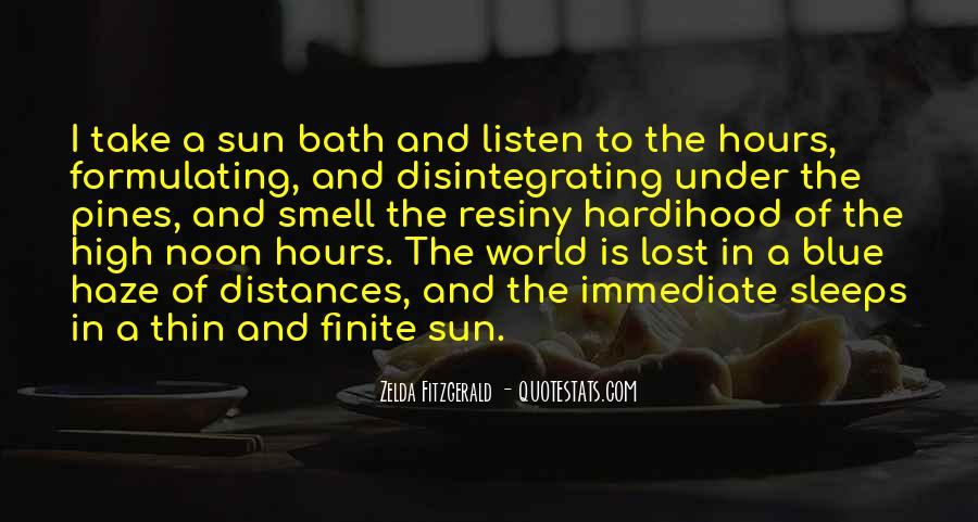 Lost In A World Quotes #517309