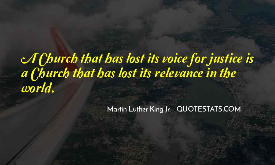 Lost In A World Quotes #535073