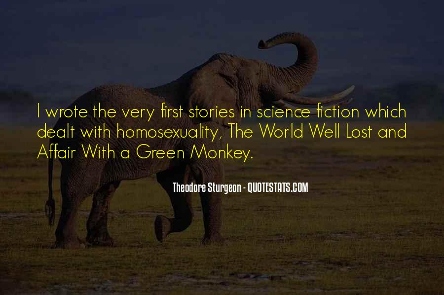 Lost In A World Quotes #548481