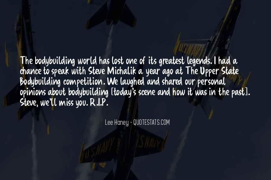 Lost In A World Quotes #566778