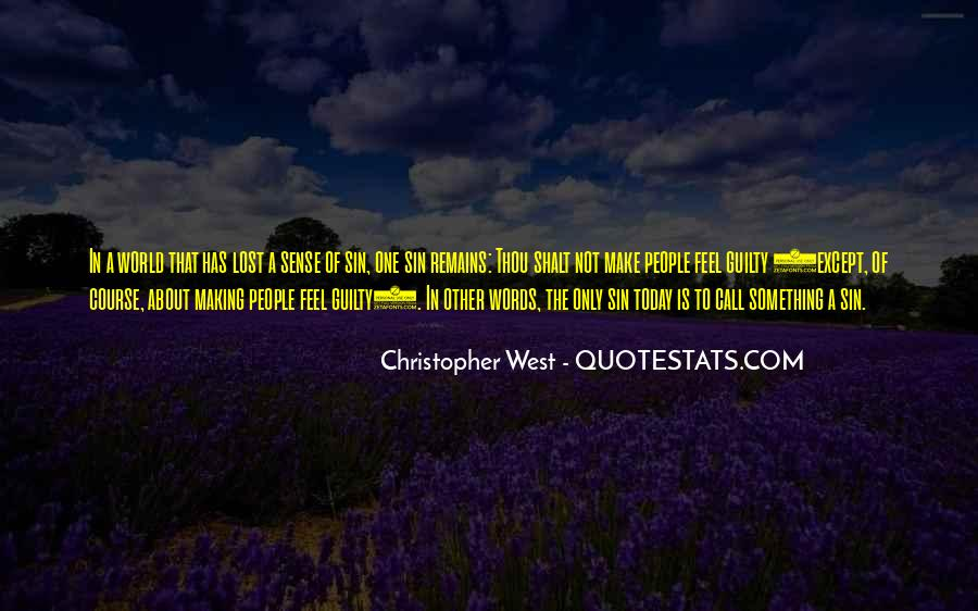 Lost In A World Quotes #614073