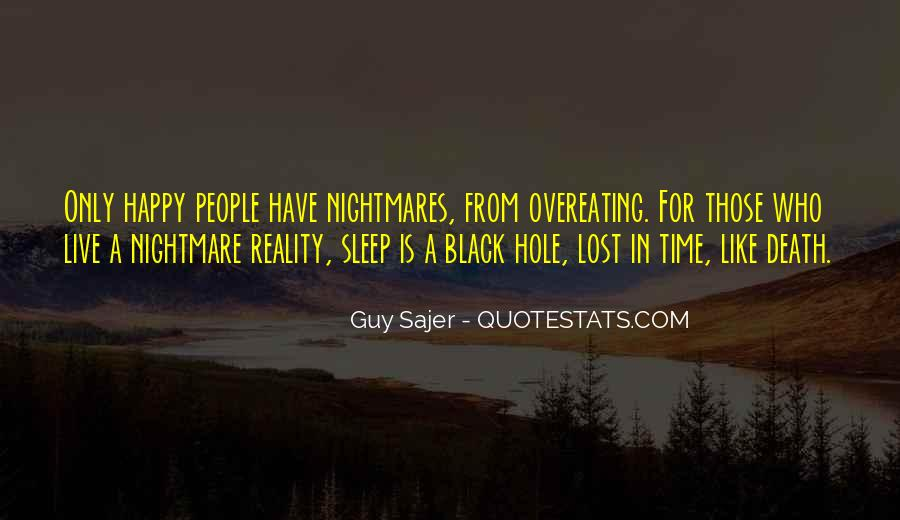 Lost In A World Quotes #642457