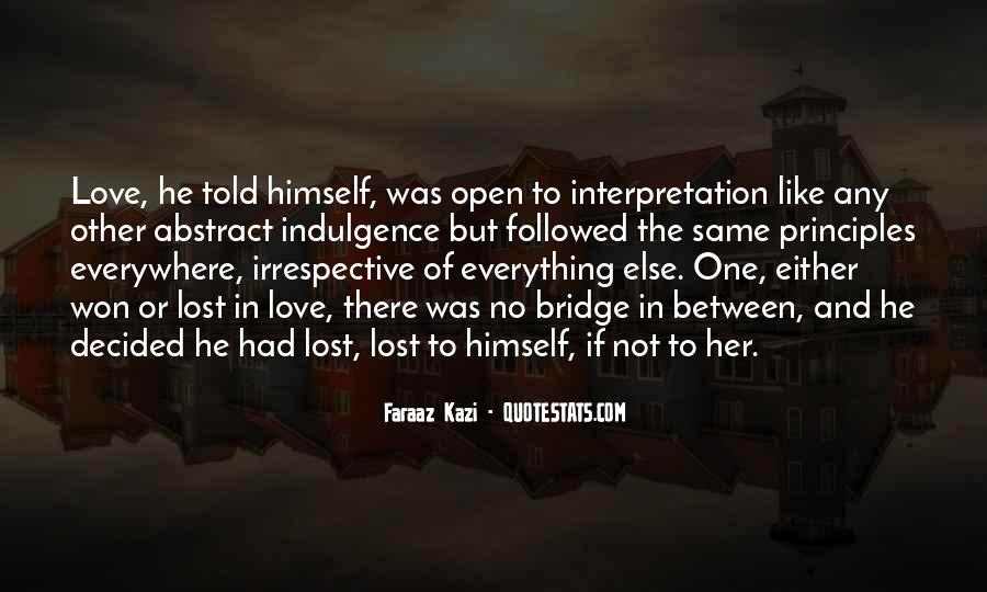 Top 38 Lost Love Sad Quotes: Famous Quotes & Sayings About ...