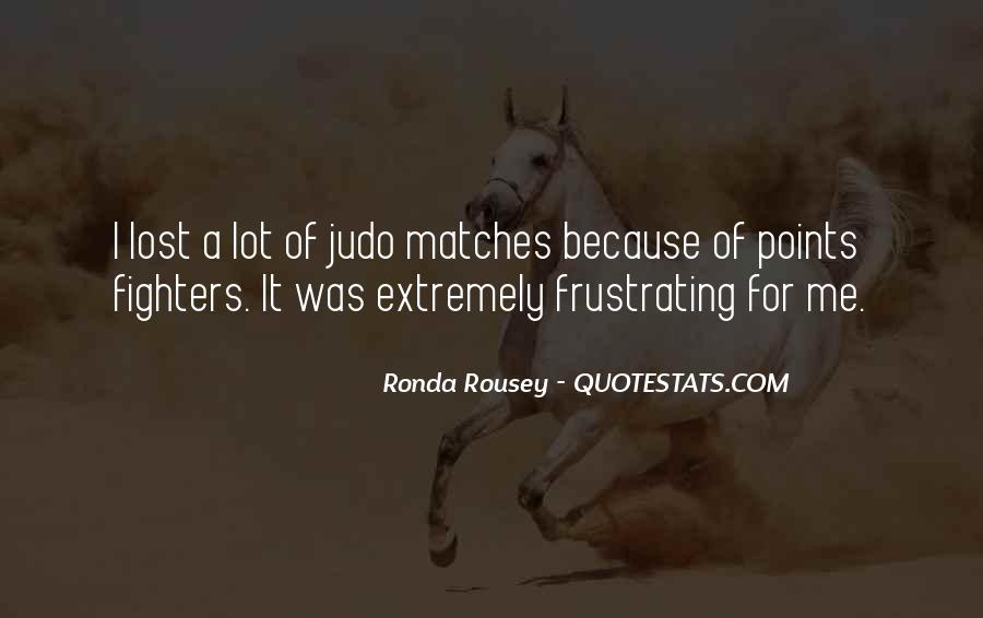 Lost Matches Quotes #1689380